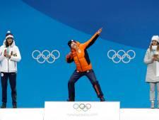 Ook Esmee Visser heeft trek in champagne van Bolt
