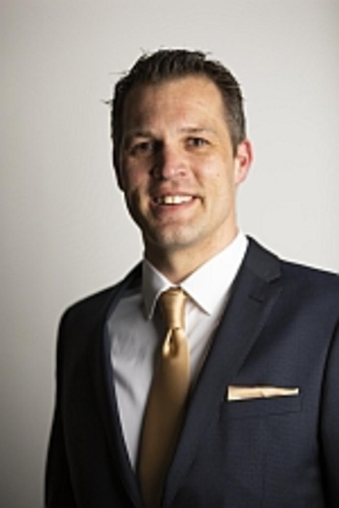 Jan Carlo Bos, fractievoorzitter ChristenUnie