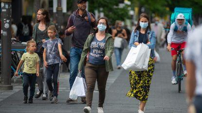 Mondmaskerplicht goed nageleefd in Antwerpse restaurants en cafés, op drukke straten een pak minder