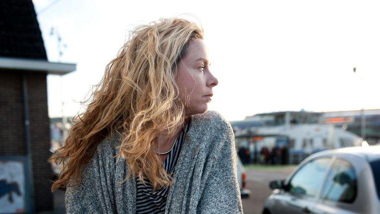 Documentairemaakster Sunny Bergman van 'Wit is ook een kleur' Beeld An-Sofie Kesteleyn