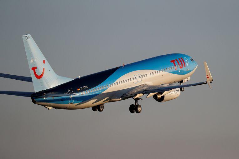 TUI heeft vijftien 737 MAX-toestellen in zijn vloot van in totaal 150 vliegtuigen.