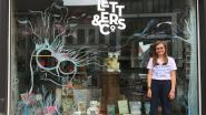 Letters & Co heropent in nieuw jasje en met etalagewedstrijd
