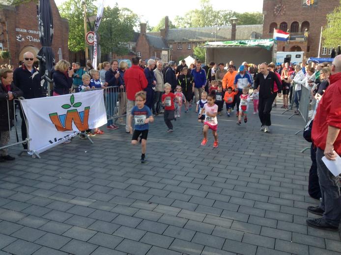 De Liberty Run in Waalwijk.