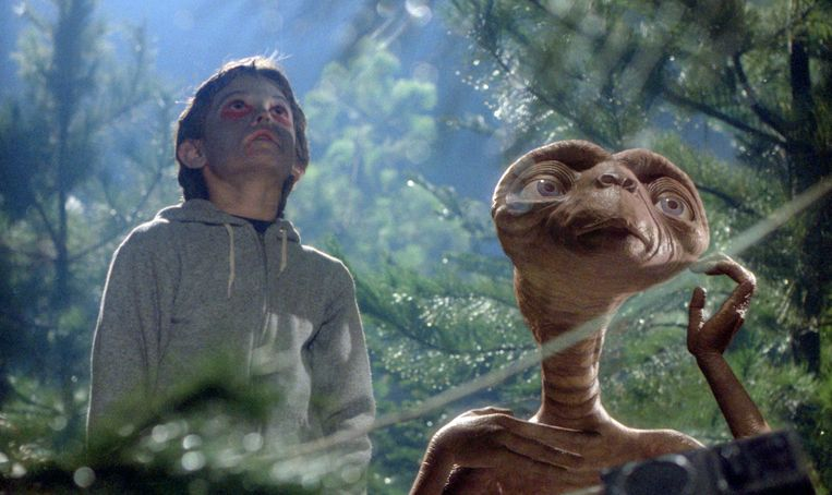 E.T. the Extra-Terrestrial (1982) Beeld