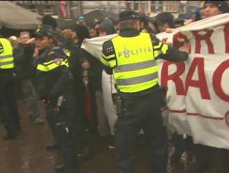 Arrestaties bij intrede Sint in Gouda