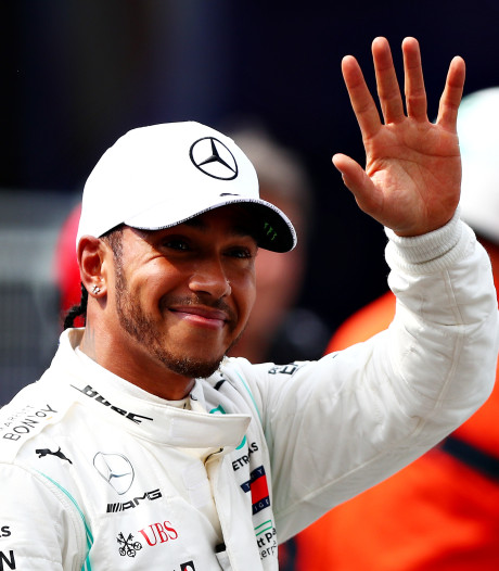 Hamilton: Max is supersnel, we zijn nog nergens zeker van