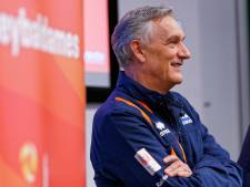 Nieuwe bondscoach volleybalsters: 'Ik ben geen Harry Potter'
