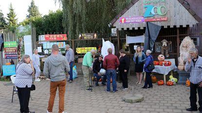 Honderden fans op benefiet voor Olmense Zoo
