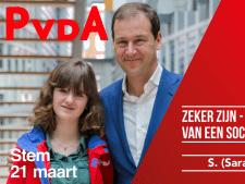 15-jarige staat op kandidatenlijst van PvdA Elburg