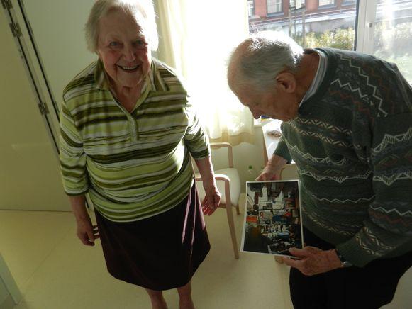Marcella verhuisde in 2012 samen met haar man naar een woonzorgcentrum in Beveren.