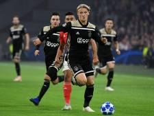 LIVE | Ajax creëert meteen kansen tegen Benfica
