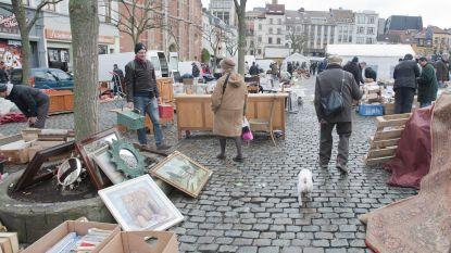 Design- en vintagemarkt op Zavel en Vossenplein
