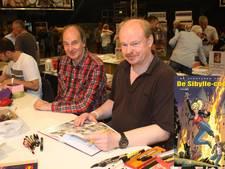 Stripboek dat deels speelt op Loevestein in het slot gepresenteerd