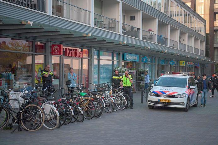Overval op Kruidvatfiliaal aan Cassandraplein Eindhoven