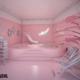 Pop-upmuseum in Noord: op de foto in een bad vol marshmallows