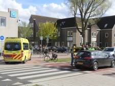 Oudere e-biker gewond bij aanrijding in Barneveld