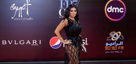 Egyptische actrice riskeert 5 jaar cel vanwege te blote jurk op filmfestival