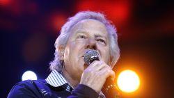 Nederlandse volkszanger Koos Alberts (71) overleden