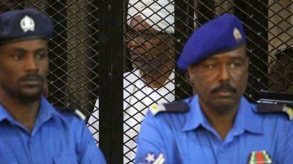Soedan gaat ex-president Omar al-Bashir overdragen aan het Internationaal Strafhof