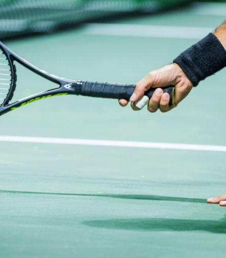 Slecht nieuws voor tennissers in Midden- en West-Brabant: dubbelen tóch niet toegestaan