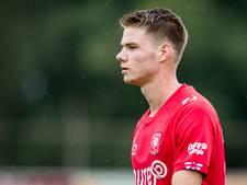 Jong Twente gelijk tegen HHC