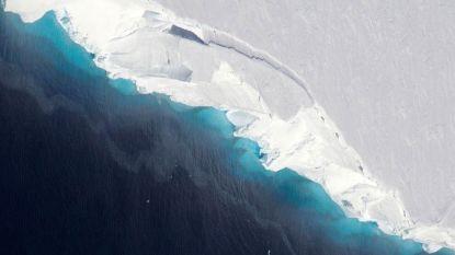 Doomsday-gletsjer op Antarctica wordt steeds onstabieler: als hij instort kan zeespiegel meer dan halve meter stijgen