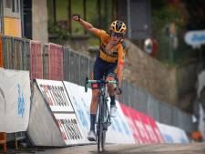 Bennett zet zegereeks Jumbo-Visma voort, podium voor Van der Poel