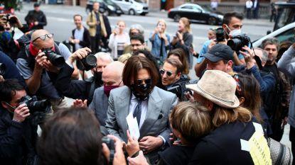 """Geen Winona of Vanessa tijdens Depp-rechtszaak, wel andere getuigen: """"Amber mishandelde Johnny, niet omgekeerd"""""""