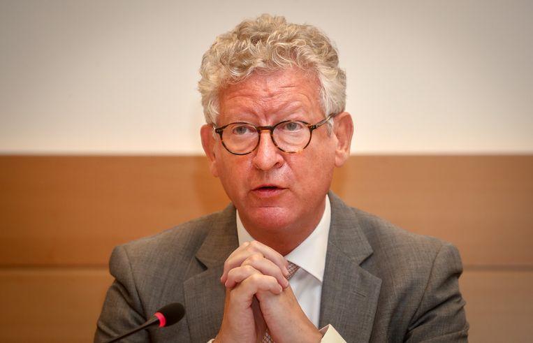 Minister Pieter De Crem (CD&V).