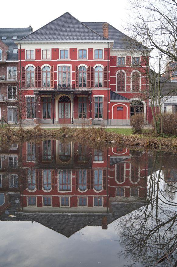 Burgerlijke huwelijksplechtigheden in Tielt worden steevast voltrokken in Huis Mulle De Terschueren.