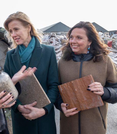 Recyclingbedrijf Demacq failliet, doorstart onderzocht