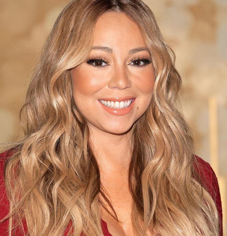 Mariah Carey Beeld AFP