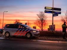 Forenzen in Heinenoord geven fiets af aan agenten om verdachte aan te houden
