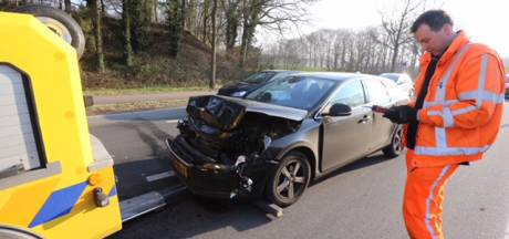 Derde ongeluk in week tijd op N65 bij Vught