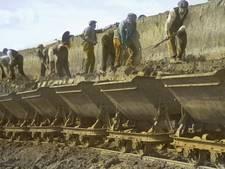 Bij Maaskanalisatie knalde de hongerzweep