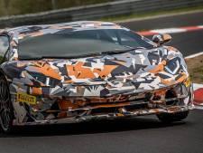 Lamborghini verslaat Porsche op de Nürburgring