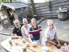 Op goed vertrouwen: camera waakt over geldpotje van gastvrij rustpunt bij Wierden