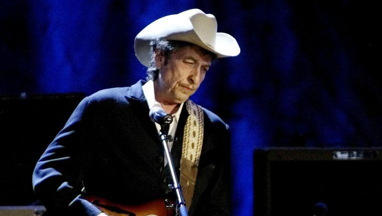 Bob Dylan Beeld reuters