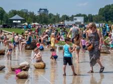 Tilburg: 'In Spoorpark jaarlijks acht evenementen'