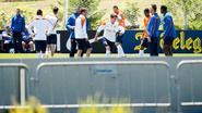 Ook Oranje krijgt dopingcontroleurs over de vloer
