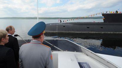 Veertien doden bij brand in Russische duikboot