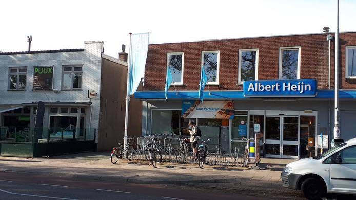 Albert Heijn aan de Groenestraat in Nijmegen.