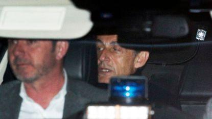 Sarkozy in staat van beschuldiging gesteld  voor illegale financiering campagne