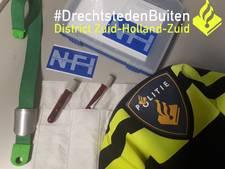 Politie houdt dronken personen in Papendrecht en Dordrecht aan