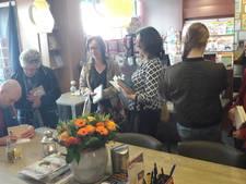 Bookstore Day laat de Zevenaarder even wegzwijmelen