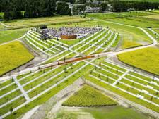 Vier bomen MH17-monument voor Cuijks gezin