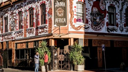 De vrolijke kant van Kaapstad