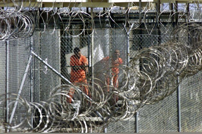Guantànamo Bay, Cuba (archief) Beeld EPA
