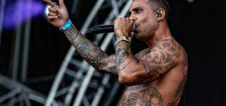 Rapper Bizzey zegt optreden af na hartsteken