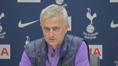 """José Mourinho is helemaal terug: """"Of verloren Champions League-finale keerpunt was voor Tottenham? Geen idee, ik heb er nooit één verloren"""""""